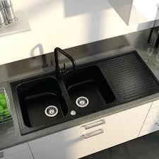 evier cuisine encastrable sous plan evier encastrable noir evier cuisine noir vier granit encastrer