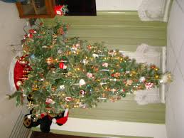 Artificial Home Decor Trees Decorating Aberdeen Spruce Artificial Balsam Hill Trees With