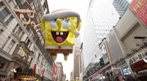 spongebob squarepants gif by the 90th macy s thanksgiving day