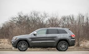 jeep grand cherokee interior 2018 2018 jeep grand cherokee interior review car and driver