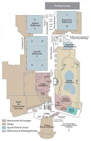 Fitness Center Floor Plans Orlando Meeting Hotel Floor Plans Rosen Centre Hotel