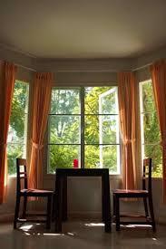 bow windows curtains decor window ideas bow windows curtains