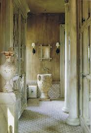 Pedestal Sink Bathroom Design Ideas Bathroom Cool Two Ceramic White Geometric Shape Sink Padestal