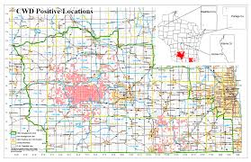 Map Of Wisconsin And Michigan by Prions U2014 In Plants New Concern For Chronic Wasting Disease