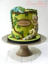 best 25 lizard cake ideas on pinterest jungle cupcakes