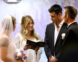 bachelor wedding married by the bachelor s ben higgins talk wedding