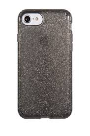 obsidian color chart speck presidio clear u0026 glitter iphone 7 case obsidian gold