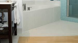 light blue brio mosaic glass tile clear water modwalls designer