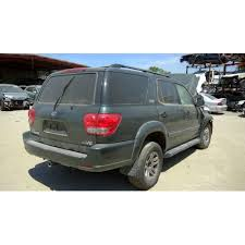 used toyota sequoia parts 2006 toyota sequoia parts car green with interior 4 7l 8