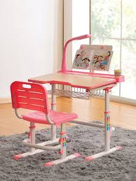 Children S Chair And Table Kids Desk Chair Height Adjustable Children Study Desk Childrens