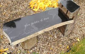 Rock For Garden by Rock Benches For Garden 93 Furniture Ideas On Stone Benches For