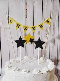 New Year Cake Decorations Ideas by Homespun With Love New Years Celebrating Inspiration