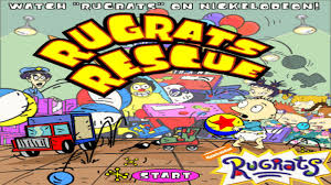 rugrats ode to nostalgia 23 rugrats escalator escape youtube