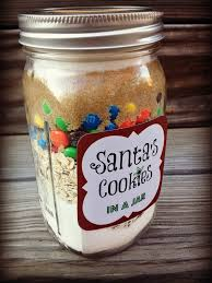 christmas cookies in a jar mix recipe christmas lights decoration