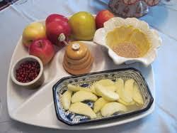 rosh hashanah seder plate rosh hashana traditions and recipes