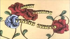 monty python u0027s flying circus intro theme music youtube