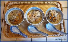 cuisiner vermicelle de riz recette soupe chinoise aux vermicelles de riz recette soupe
