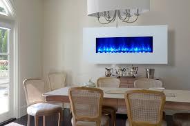 Electric Wallmount Fireplace Dynasty Miami 58 In Wall Mount Electric Fireplace Ef69 Wgr