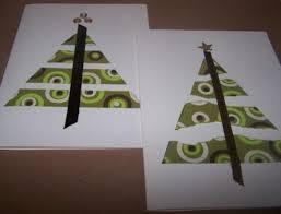 easy homemade christmas card craft