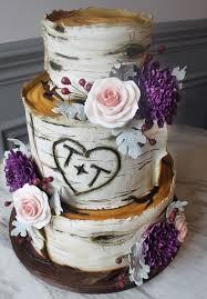 wedding cake tutorial wedding cake wedding cakes birch wedding cake unique birch tree