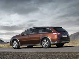 peugeot 508 2014 paris show local debut set for peugeot 508 rxh goauto