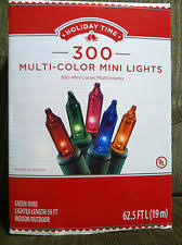 time string lights ebay