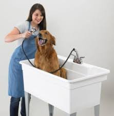 Bathtubs For Dogs Selecting The Best Dog Grooming Tubs A Detailed Guide