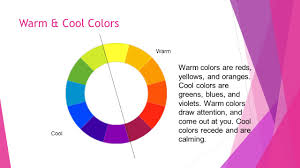color wheel assignment on the back of your color wheel poster