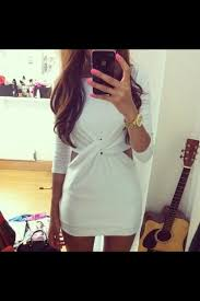 new ladies summer short sleeve cut out knot casual bodycon t