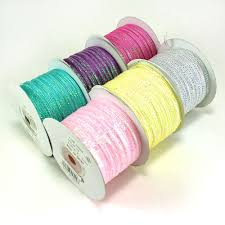 pull ribbon maple craft organza pull up ribbons 1 8 spool of 100 yards