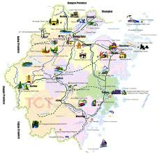 Map Of China Provinces by Zhejiang Province China Map Of Zhejiang Cn Where Is Zhejiang Map
