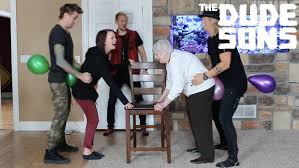 Challenge Romanatwood Balloon Hump Challenge The Dudesons