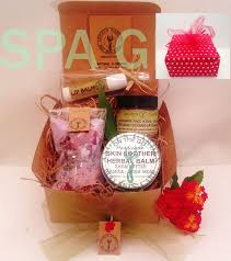 birthday mini spa gift for gift gift