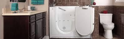 walk in bathtubs re bath of augustabathroom remodeling by re bath