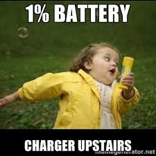 Battery Meme - 17 best smartphones with largest battery capacity and battery life