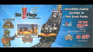 Coupons For Six Flags Season Pass Six Flags Over Texas Coupons Youtube