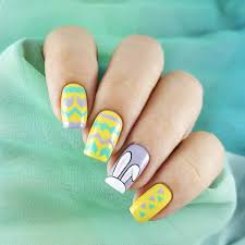 Easter Nail Designs 20 Edgy Easter Nail Designs To Try This Weekend