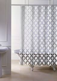 bathroom awesome kohls shower curtains with clawfoor tub for