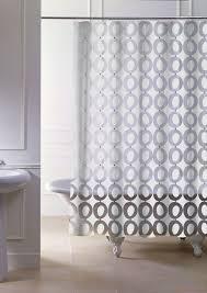 bathroom decorative kohls shower curtains for your bathroom
