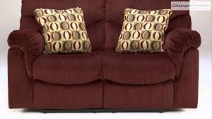 Burgundy Living Room Furniture by Motivation Burgundy Living Room Collection From Signature Design