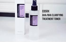 Toner Aha cosrx aha bha clarifying treatment toner 150ml 5 07 fl oz