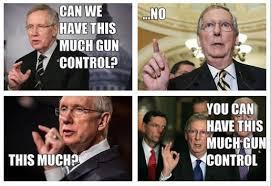 Mitch Mcconnell Meme - mcconnell mocks gun control failure via facebook msnbc