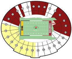 Map Rose Rose Bowl Seating Map Beyonce Best Rose 2017