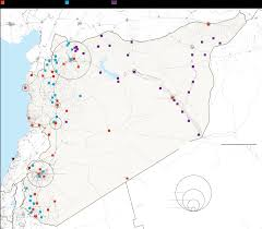 Likely Syrian Missile Targets In Google by U S Pins Hope On Syrian Rebels With Loyalties All Over The Map