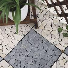 china european standard home garden non slip decking carpet marble