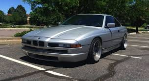 bmw i price for 21 500 could this 1991 bmw 850i six speed be perfection