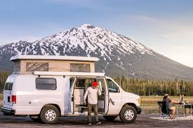 the best camper van rentals in north america adventure journal