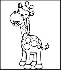 imagenes de jirafas bebes animadas para colorear imagenes de jirafas para dibujar faciles imagenes para dibujar faciles