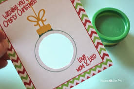 play doh ornament gift card repeat crafter me