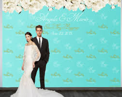 wedding backdrop personalized wedding backdrop printable custom backdrop personalized